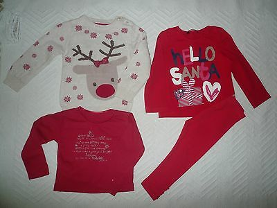 Small Girls Christmas Bundle/Lot ~ 18 - 24 Months ~ George/Mothercare/Primark