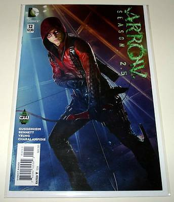 ARROW (TV Series) Season 2.5 # 12 DC Comic  November 2015  NM   Green Arrow