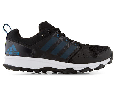 Adidas Men's Galaxy Trail Shoe - Core Black/Core Blue/Utility Black