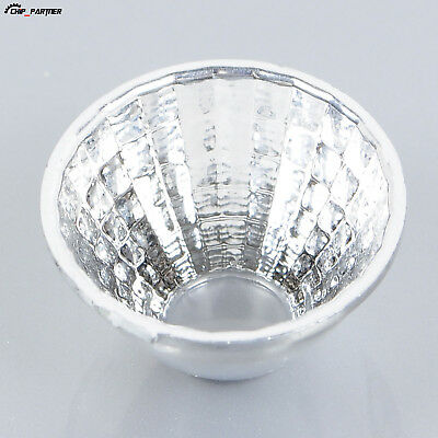 20pcs 15° LED Reflector Collimator Lens Cup Base For Cree XR-E/XM-L/XM-L2 Q5 T6