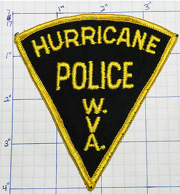 West Virginia, Hurricane Police Dept Version 1 Patch