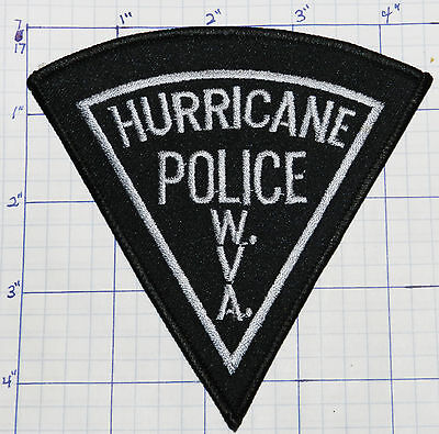 West Virginia, Hurricane Police Dept Version 2 Patch