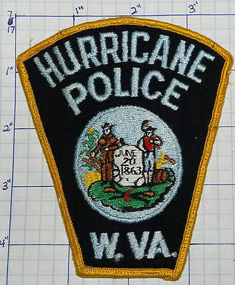 West Virginia, Hurricane Police Dept Version 4 Patch