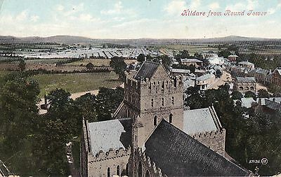de irish postcard ireland kildare