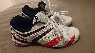 Babolat Mens All Court Tennis Shoes - Used Once US 9 UK 8.5