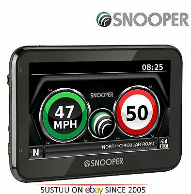Snooper My Geschwindigkeit XL Traffic Kamera Fall & Limit Detection System