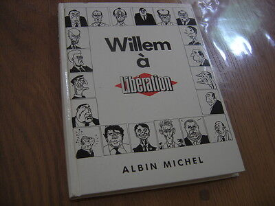 WILLEM a Liberation Albin Michel 1989