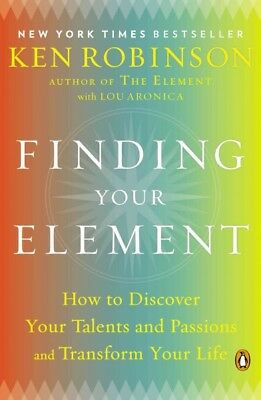 Finding Your Element, Robinson, Ken