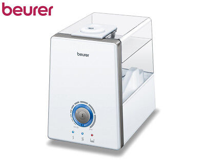 Beurer LB88 Dual Action Air Humidifier - White
