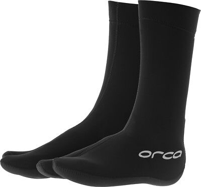 Orca Thermal Hydro Tri Booties - Black