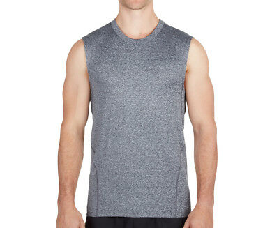 Bonds Sport Men's Micro Muscle Tank - Black