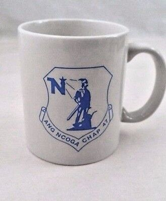 133rd Airlift Wing St. Paul Minnesota Air National Guard Chapter 47 Mug Cup