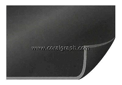40x50cm Black Heat Proof 8mm Thick Rubber Sheet For Press -Black