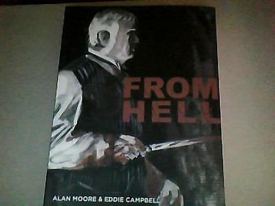 Alan Moore & Eddie Campbell   FROM HELL  A Jack the Ripper classic Graphic Novel