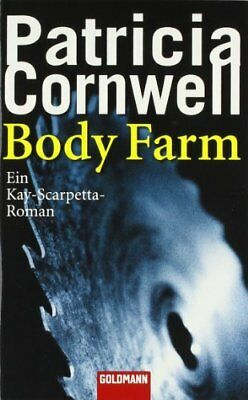 The Body Farm: Scarpetta (Book 5) Cornwell, Patricia Paperback
