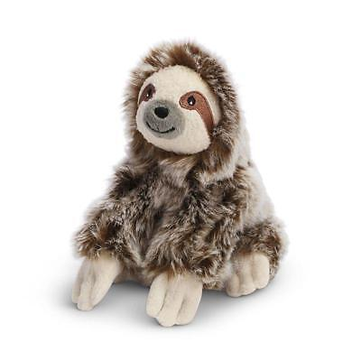 NEW American Girl Lea Clark Three Toed Sloth Pet Animal GOTY Doll 2016