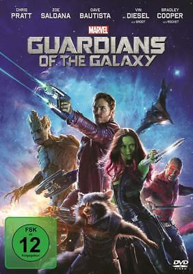 Guardians of the Galaxy  DVD Marvel
