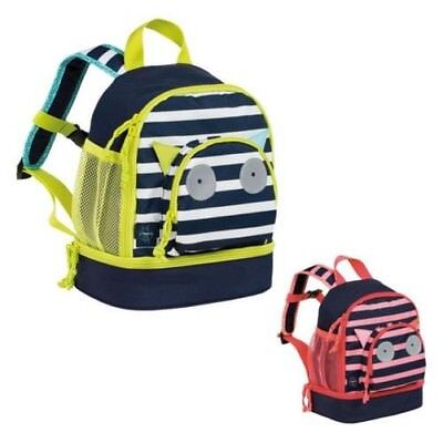 Lässig 4Kids Mini Backpack Little Monsters Motif Selection