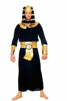 DRESS ME UP COMME eyptian! Costume PHARAON RAMSES momie HOMMES NEUF K47