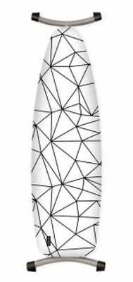 "Sass ""Smash - White"" Ironing Board Cover"
