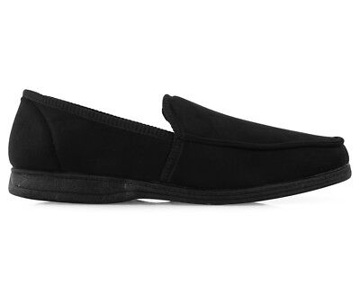Grosby Men's Michael Slipper - Black