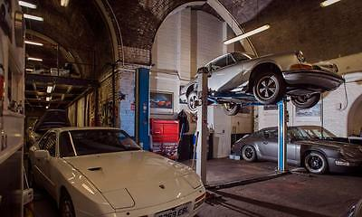 Car repair business, Mot garage, to let or for sale in Bow East London 3.5k NWP