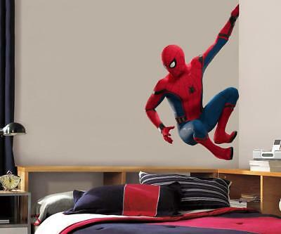 Spider Man Homecoming Wall Sticker Decal Home Art Mural Cut Out WC13