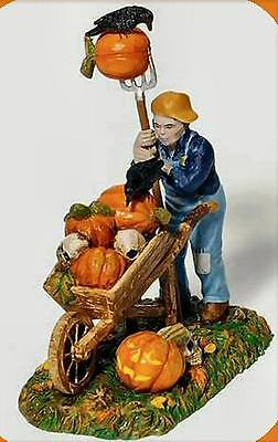 "Dept 56 Halloween Village Accessory ""haunted Harvest"" ** New Nrfb***"