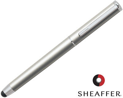 Sheaffer Stylus Matte Silver Featuring Chrome Plate Trim NOW $12.50