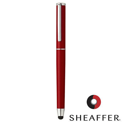 Sheaffer Stylus Matte Red Featuring Chrome Plate Trim NOW $12.50