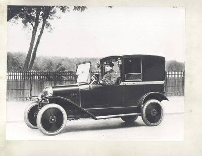 1923 ? Citroen Taxi Cab ORIGINAL Factory Photograph wy3075