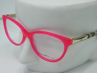 68d0860f71 NEW KATE SPADE KS Kassia Eyeglasses 0S35 Pink Gold 100% AUTHENTIC ...