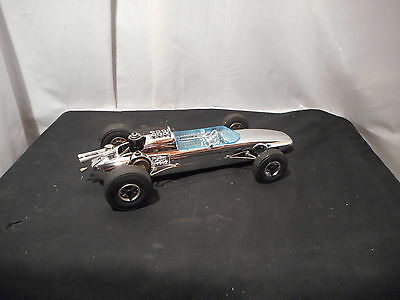 Testors Indy 500 Race CAr Chromed