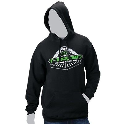 Arctic Cat / Tucker Hibbert Apparel - Men's T-Train 68 Hoodie - Black - 5263-18_
