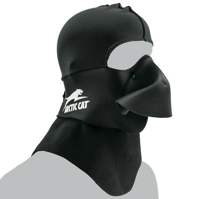 Arctic Cat Adult The Original Neoprene NO-FOG MX Mask - Black - 007MX 5262-594