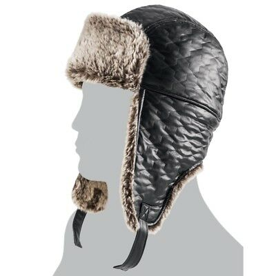 Arctic Cat Classic Bomber Winter Beanie Hat Two Postion Earlap – Gray – 5263-049