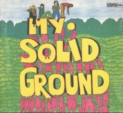 my solid ground - same  ( bacillus  2015 ) - blue coloured vinyl  LP