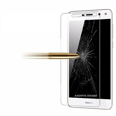 Verre Trempe Tempered Glass Film Protecteur Screen Protector Pour Huawei Y6 2017