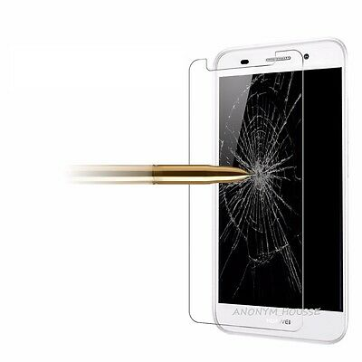 Verre Trempe Tempered Glass Film Protecteur Screen Protector Pour Huawei Y7 2017