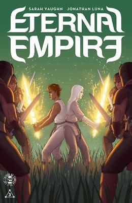 Eternal Empire #3, Near Mint 9.4, 2017, Unlimited Shipping Same Cost