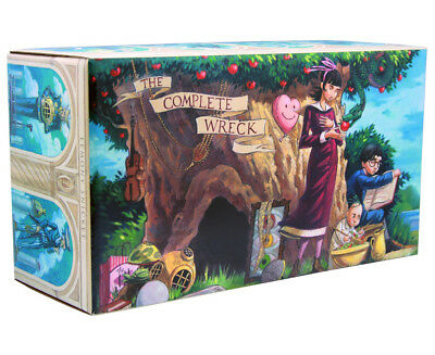Lemony Snicket's A Series of Unfortunate Events 13-Book Box Set