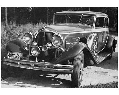 1932 Reo Royale Photograph ca8535