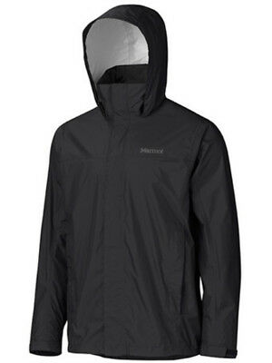 Marmot Precip NANO Mens Waterproof Rain Jacket Slate Grey
