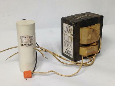Advance 71A6041 Transformer 400W 480V w/ Capacitor 7C24OP4OR 400VAC 50/60Hz