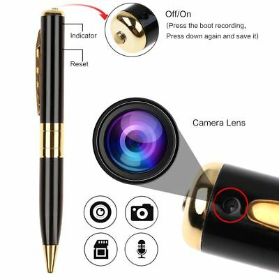 STYLO CAMERA ESPION 1280x960 VIDEO PHOTO AUDIO 32 GO MAX SPY PEN DVR