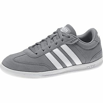 Adidas Cross Court B74442 Grey White Lo Top Men's Size Basketball Shoes