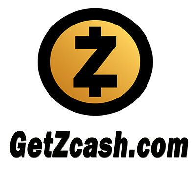 GetZcash.com Premium Hot Domain Name for ZCash Coin like Bitcoin BTC on Sale