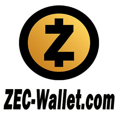 ZEC-Wallet.com Premium Hot Domain Name for ZCash Coin like Bitcoin BTC on Sale