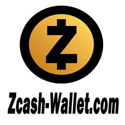 ZCash-Wallet.com Premium Hot Domain Name for ZCash Coin like Bitcoin BTC on Sale