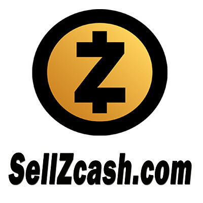 SellZcash.com Premium Hot Domain Name for ZCash Coin like Bitcoin BTC on Sale